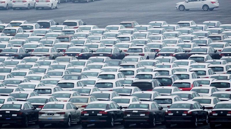 Ngành công nghiệp ôtô toàn cầu đang đứng trước nhiều thay đổi lớn - Ảnh: Reuters.