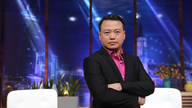 Shark Nguyễn Hòa Bình, Chủ tịch Tập đoàn NextTech.