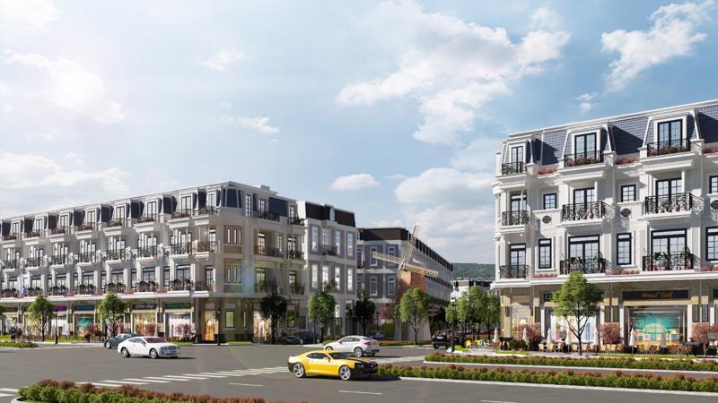 Phối cảnh dự án đô thị sinh thái hiện đại ven biển Nhơn Hội New City - Kỳ Co Gateway.
