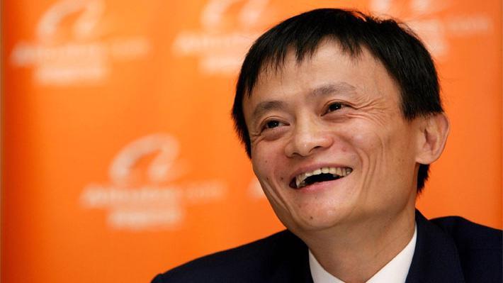 Tỷ phú Jack Ma, nhà sáng lập Alibaba.