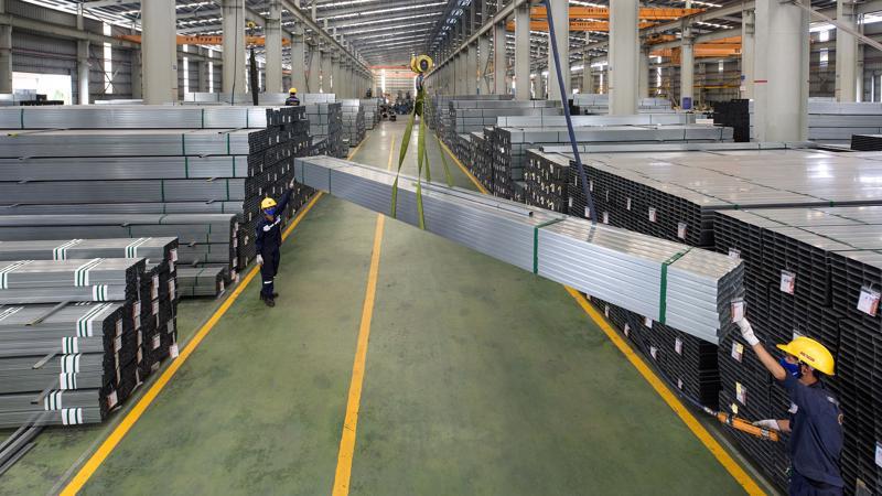 Tập đoàn Hoa Sen vẫn hướng đến mục tiêu đa dạng hóa thị trường xuất khẩu.