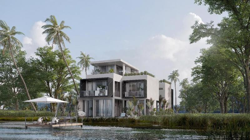 Ecopark Grand - The Island đạt đến điểm hoàn hảo trong từng chi tiết nhỏ.