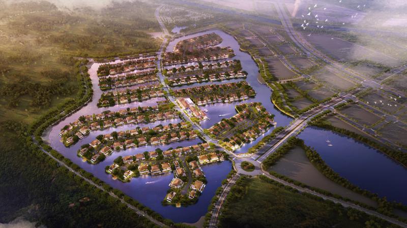 Ecopark Grand The Island hướng tới xây dựng cộng đồng tinh hoa.