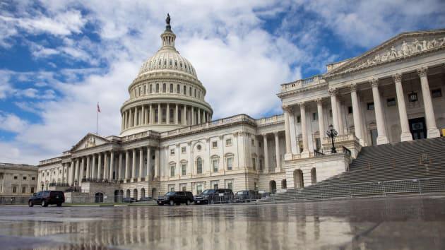 Tòa nhà Quốc hội Mỹ ở Capitol Hill, Washington DC - Ảnh: Bloomberg/CNBC.