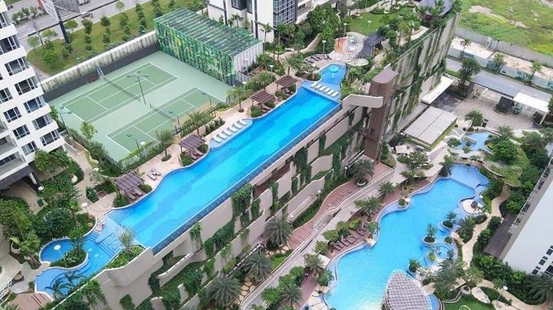 Những không gian sống resort dễ gặp ở Sài Gòn, nhưng khó tìm tại Hà Nội.