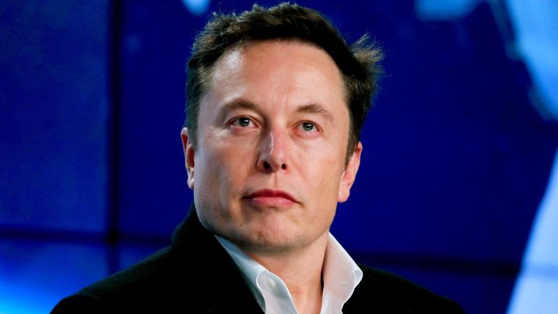 Tổng giám đốc (CEO) Elon Musk của Tesla.