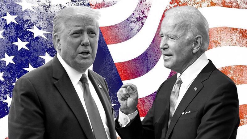Hai ứng cử viên tổng thống Mỹ 2020, ông Donald Trump (trái) và ông Joe Biden - Ảnh: Standard.