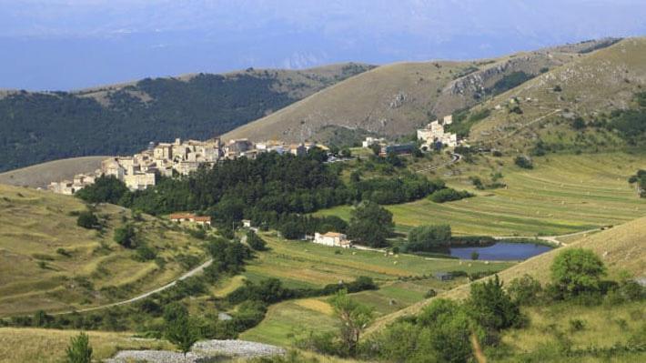 Làng Santo Stefano của Italy - Ảnh: Getty/CNBC.