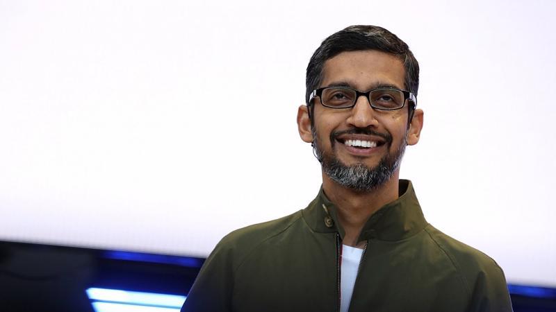 CEO Sundar Pichai của Alphabet.