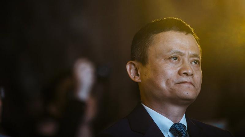 Tỷ phú Jack Ma, nhà sáng lập Alibaba và Ant Group - Ảnh: Bloomberg.