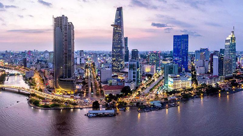 Tp.HCM của Việt Nam.