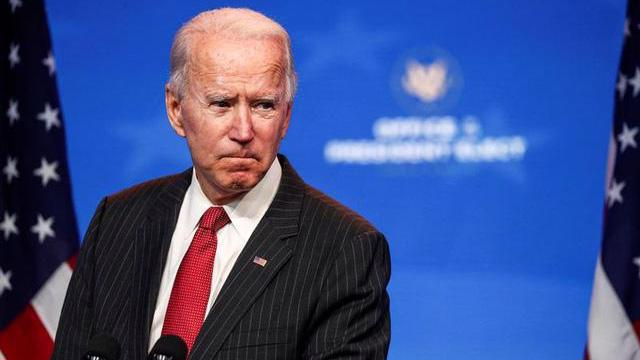 Ông Joe Biden, người được cho là đã đắc cử Tổng thống Mỹ - Ảnh: Reuters.