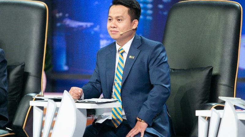 """Quan niệm """"dụng nhân như dụng mộc"""", sếp Nguyễn Thanh Quyền hứa hẹn sẽ mang đến làn gió mới cho chương trình trong những số tiếp theo."""