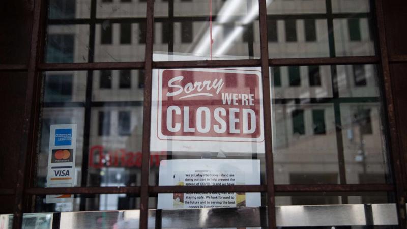 """Rất nhiều nhà hàng ở Mỹ hải đóng cửa vĩnh viễn vì không """"trụ"""" được trong đại dịch Covid-19 - Ảnh: ABC News."""