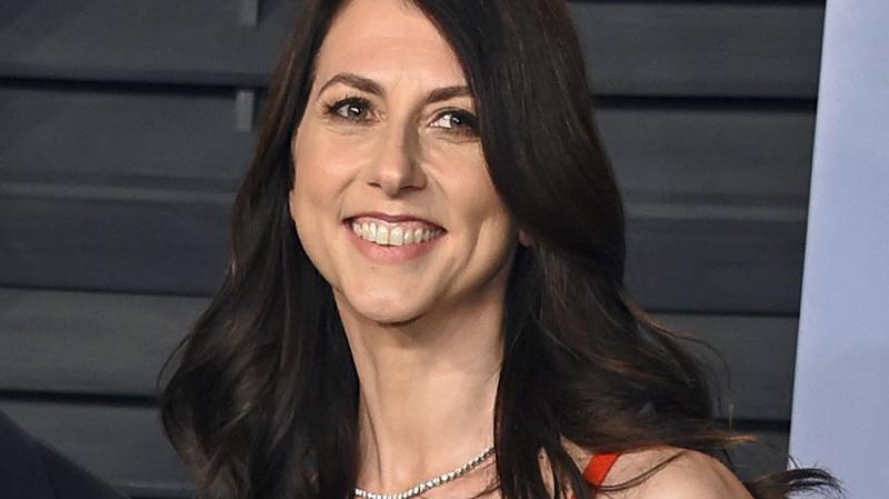 Bà McKenzie Scott - Ảnh: AP/Bloomberg.