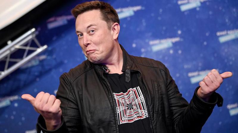 CEO Elon Musk của Tesla - Ảnh: Getty/Forbes.