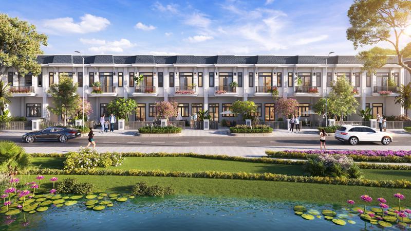 The sol City - dự án đại đô thị được kiến tạo dựa trên yếu tố cân bằng, hài hòa với tự nhiên.
