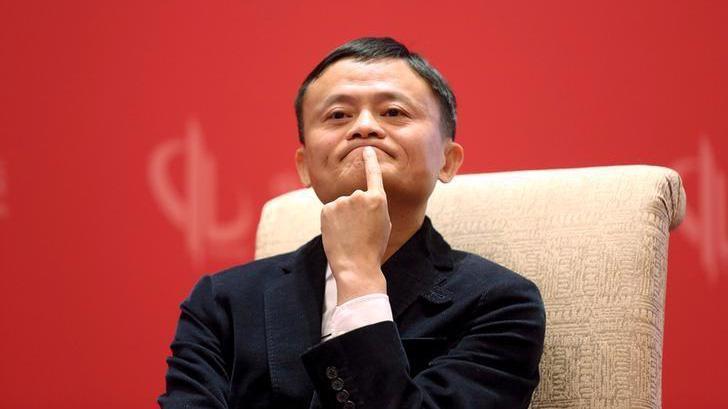 Tỷ phú Jack Ma - Ảnh: Reuters.