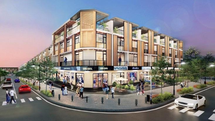 Nhà phố thương mại Takara Residence nằm trên 3 trục đường: đường 30/4, đường Bùi Quốc Khánh, đường Nguyễn Tri Phương kết nối với đại lộ Bình Dương.
