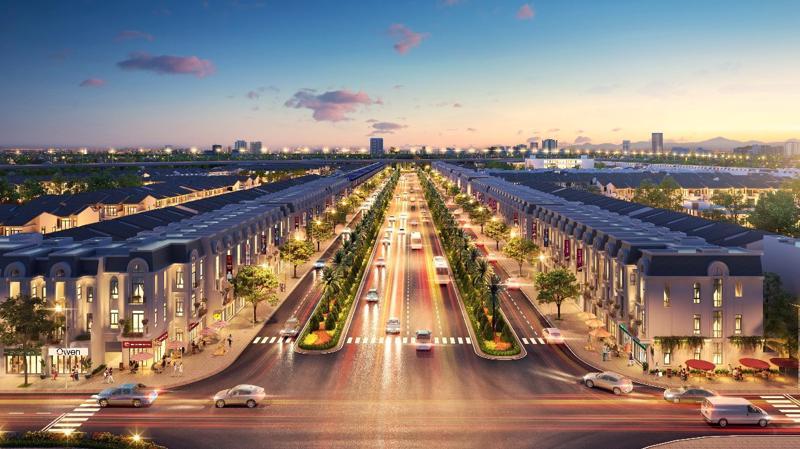 The Sol City - Biểu tượng đại đô thị phát triển xứng tầm cho khu Tây Tp.HCM.