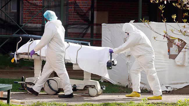 Đại dịch đến nay đã khiến hơn 19 triệu người ở Mỹ nhiễm bệnh, trong đó có 334.000 người tử vong - Ảnh: Reuters.