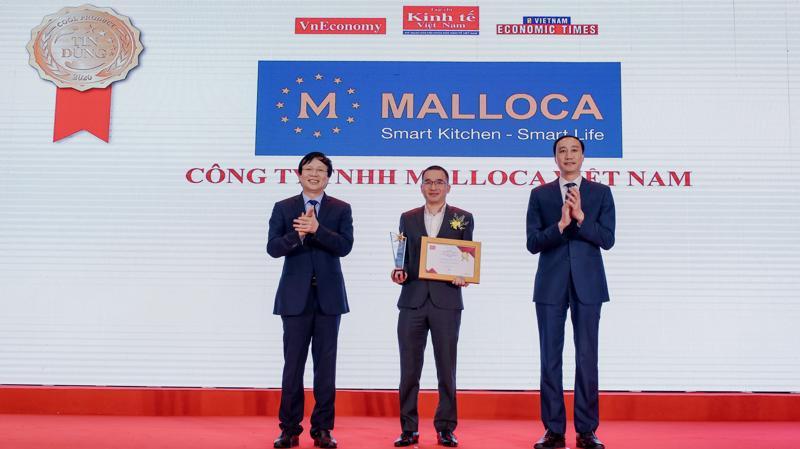 Danh hiệu là động lực lớn để Malloca tiếp tục sáng tạo và phát triển thêm những sản phẩm và dịch vụ mới, đáp ứng tối đa nhu cầu sử dụng của khách hàng.