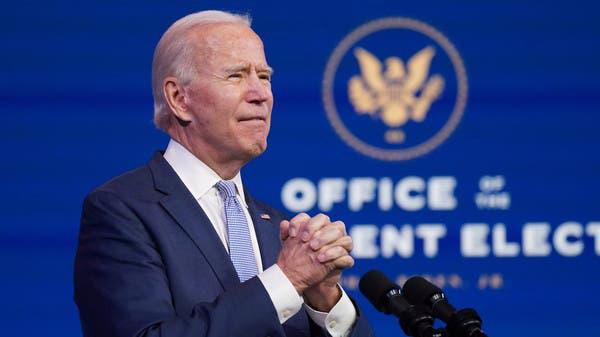 Tổng thống đắc cử Mỹ Joe Biden phát biểu ngay 6/1 về vụ bạo động ở tòa nhà Quốc hội Mỹ - Ảnh: Reuters.