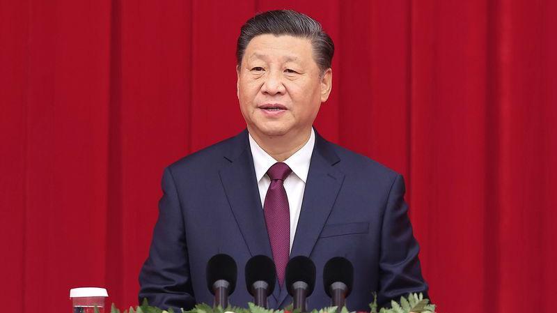 Chủ tịch Trung Quốc Tập Cận Bình - Ảnh: Tân Hoa Xã/Bloomberg.