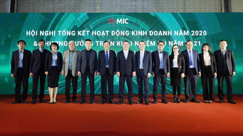 Trong 2020, MIG ghi dấu mốc doanh nghiệp đầu tiên đạt doanh thu 3000 tỷ sau 13 năm phát triển.