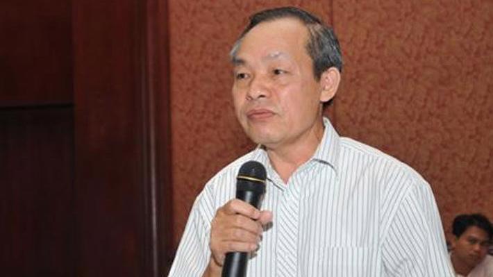 Ông Đinh Nho Bảng, Phó chủ tịch kiêm Tổng thư ký Hiệp hội Kinh doanh vàng Việt Nam (VGTA).