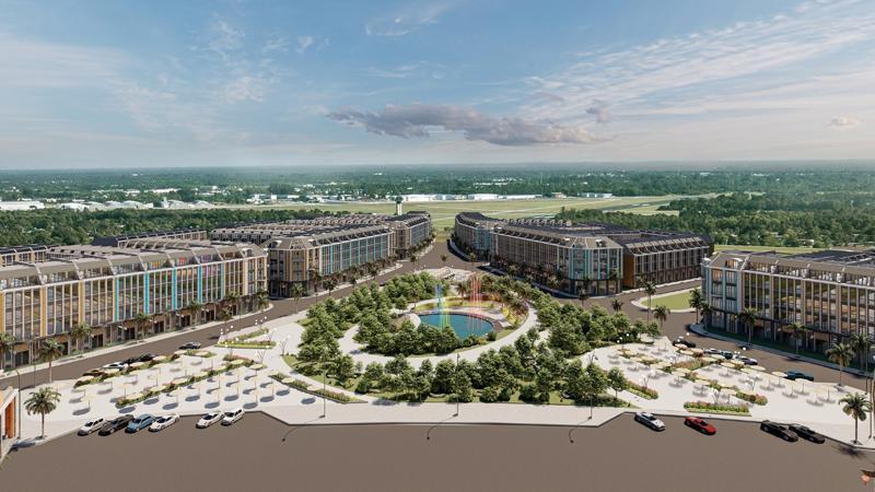 Khu đô thị nghỉ dưỡng phức hợp La Queenara - điểm nhấn dự án bất động sản miền Trung năm 2021.