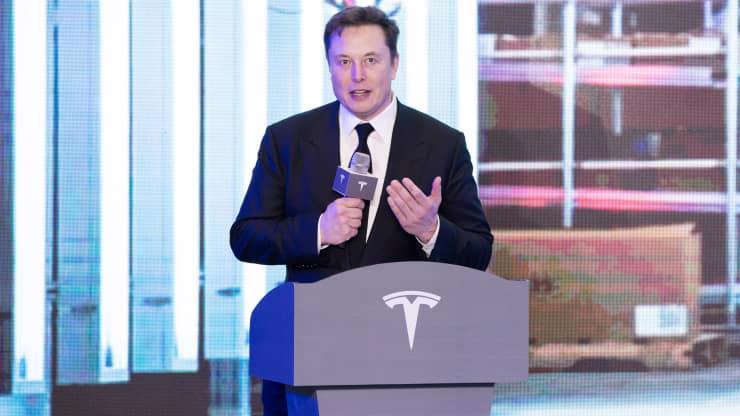 Tỷ phú Elon Musk - Ảnh: Xinhua/CNBC.