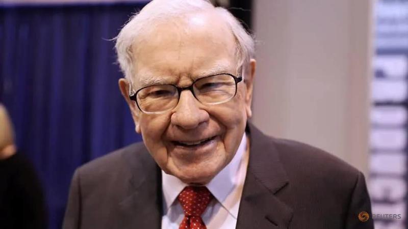 Nhà đầu tư huyền thoại Warren Buffett - Ảnh: Reuters.