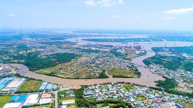 Khu Nam Sài Gòn đón cú hích từ hạ tầng.