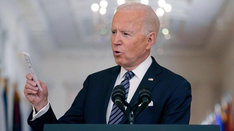 Tổng thống Mỹ Joe Biden - Ảnh: Politico.