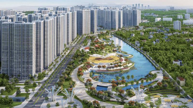 Chọn mặt gửi vàng từ Vinhomes, CEN Hà Nội đã lập tức ghi điểm với nhiều giao dịch thành công tại dự án Vinhomes Smart City.