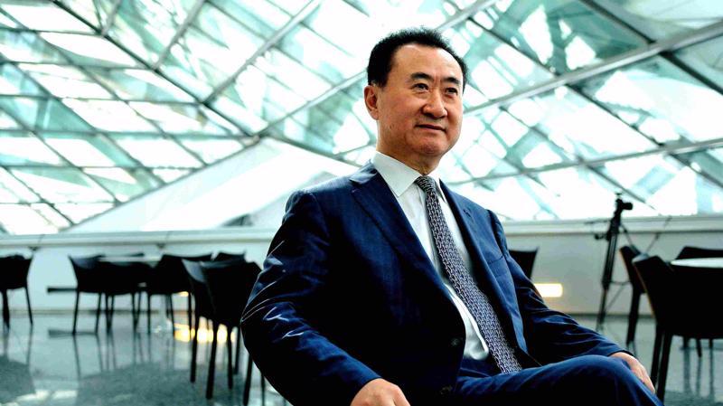 Doanh nhân Trung Quốc Vương Kiện Lâm - Ảnh: CGTN.