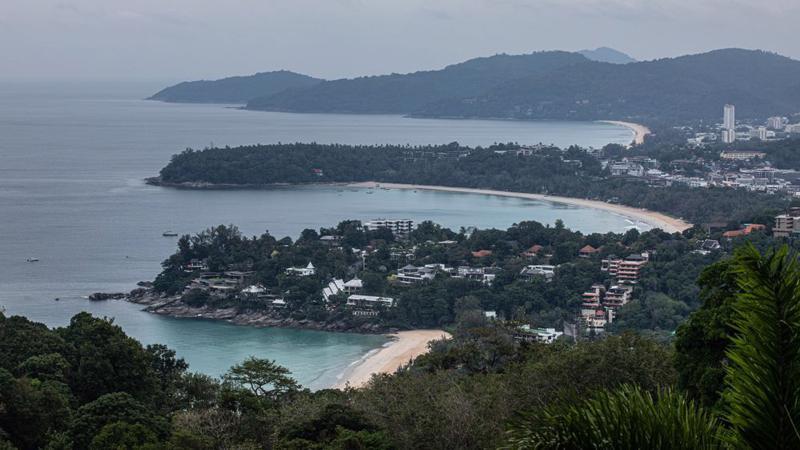 Đảo du lịch Phuket của Thái Lan - Ảnh: Bloomberg.