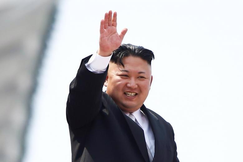 Nhà lãnh đạo Triều Tiên Kim Jong Un - Ảnh: Reuters.<br>
