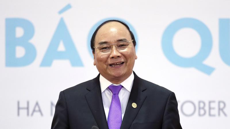 Thủ tướng Nguyễn Xuân Phúc - Ảnh: EPA/SCMP.<br>