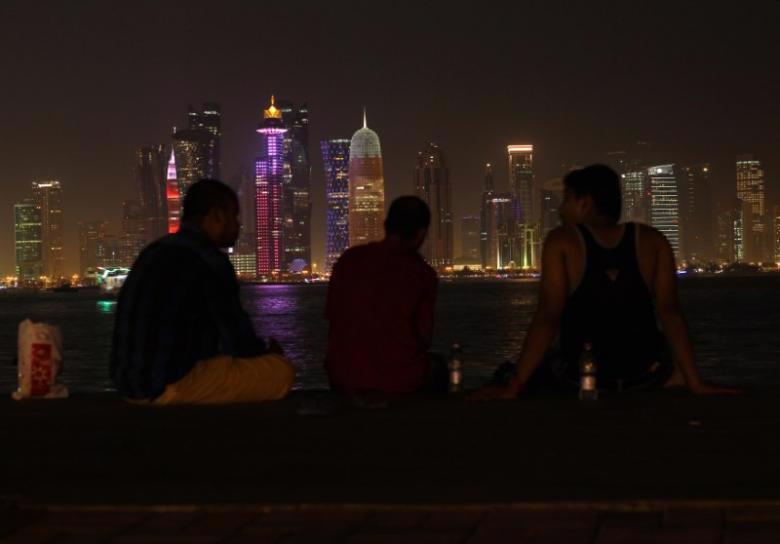 Qatar là một trong những nước giàu có nhất thế giới - Ảnh: Reuters.<br>