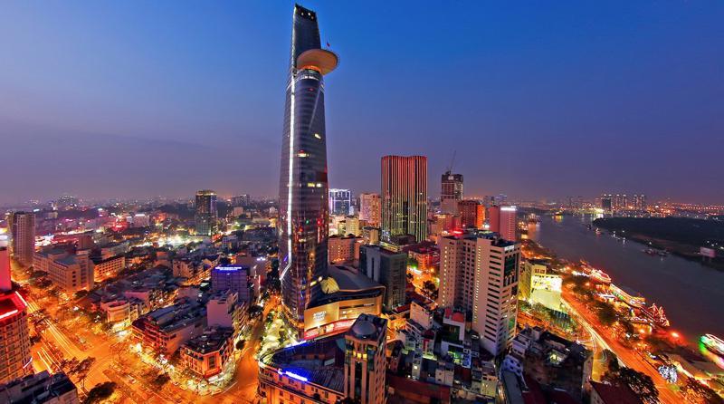Thành phố Hồ Chí Minh của Việt Nam.<br>