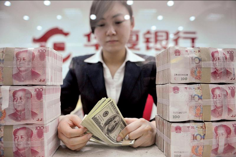 Với hàng nghìn tỷ USD dự trữ, Trung Quốc đang mạnh tay thâu tóm tài sản ở  nước ngoài trong bối cảnh nước này vươn lên thành một cường quốc toàn  cầu.