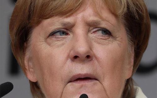 Thủ tướng Đức Angela Merkel - Ảnh: Reuters.<br>