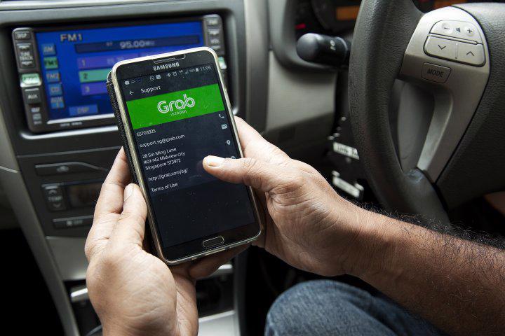 Grab tự cho mình là hãng taxi công nghệ dẫn đầu thị trường Đông Nam Á.<br>