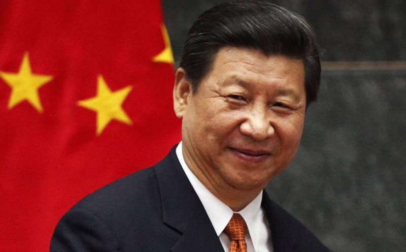 Chủ tịch Trung Quốc Tập Cận Bình.<br>
