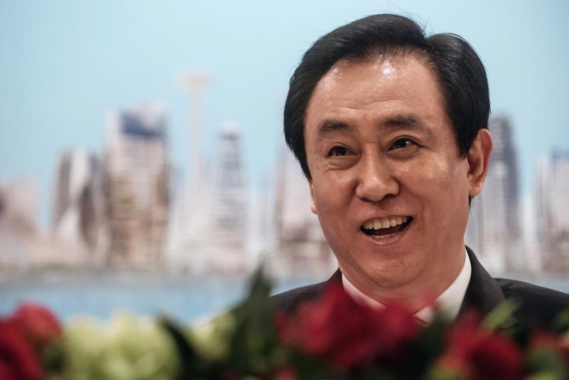 Tỷ phú Trung Quốc Hui Ka Yan - Ảnh: Bloomberg.<br>