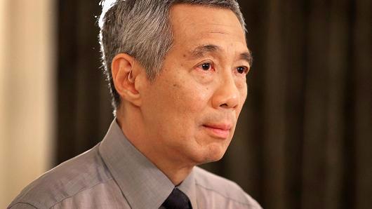 Thủ tướng Singapore Lý Hiển Long - Ảnh: Getty/CNBC.<br>