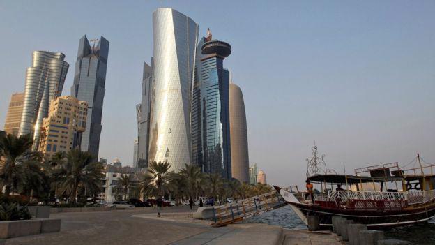 Qatar đã gặp nhiều thách thức khi bị láng giềng vùng Vịnh cô lập - Ảnh: Reuters.<br>
