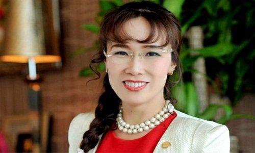 Bà Nguyễn Thị Phương Thảo, Tổng giám đốc VietJet - Ảnh: VJ.<br>